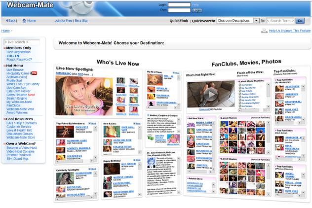iFriends & Streamate = Webcam-Mate - amanda36c